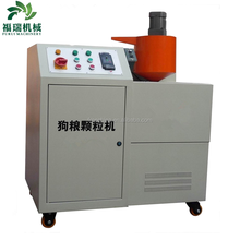 80kg/h pet dog food treats making machine/dry cat food processing machine