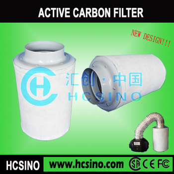 Hydroponic Air Purifier Carbon Filter