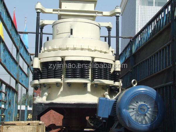 cone crusher with world advanced technical level