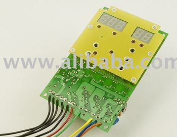 Autoclave Controller PCB Assembly