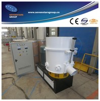 CE ISO approved waste plastic films agglomerator