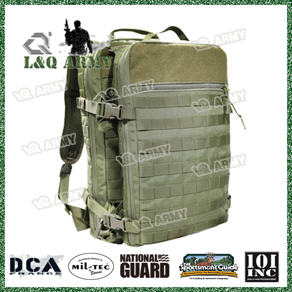 New Arrival 2017 Tactical detachable Medical Backpack bags