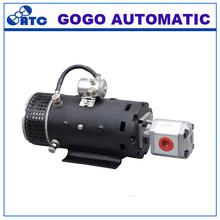 Hot Manufacturers small 12 volt gas powered hydraulic power unit with engine Hydrulic system forklift truck tank truck