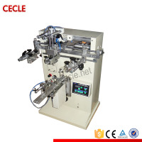 Brand new ceramic decals screen printing machine