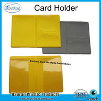 Best Quality Name Card Holder,Plastic Card Holder,Pvc Card Holder