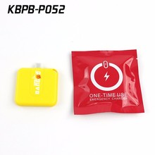 Mini usb portable phone charger usb charger with condom package