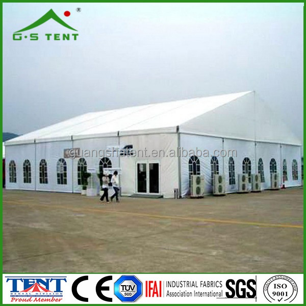sale of tents party supply trade show