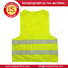 For construction work reflective uniform shirts, reflective safety vest