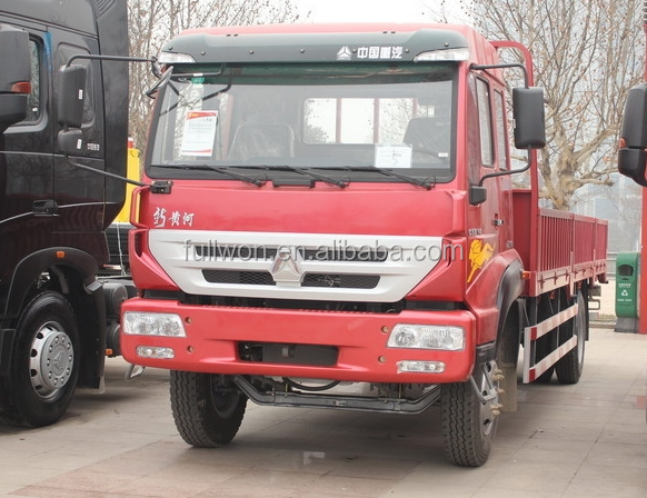 Sinotruk C5B 4X2 10t Motor truck / lorry transport service truck for sale