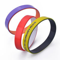 Free silicone rubber bracelets for a cause