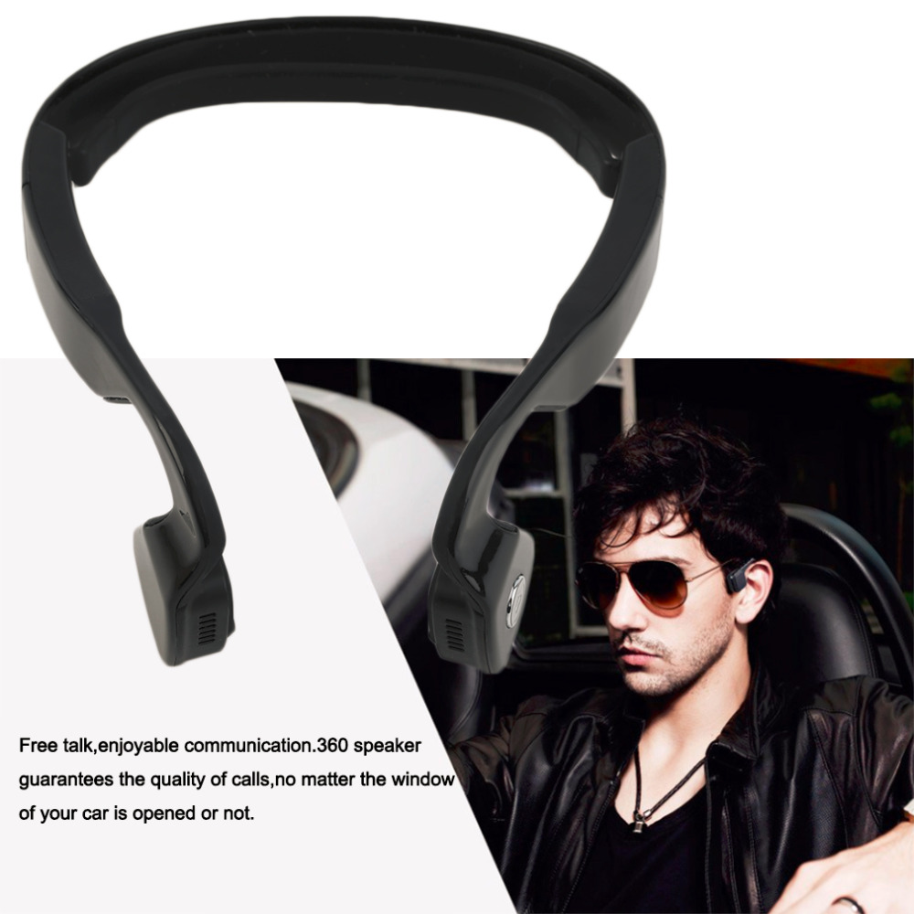 Wholesale wireless bone conduction bluetooth 4.0 sport headphone