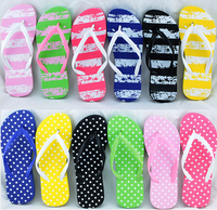 cheap flip flop keychams colorful flip flop use in healty and beauty club eva sandles