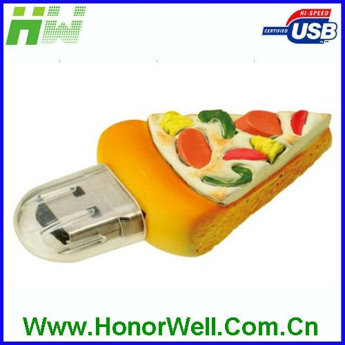 Pizza USB Pen Flash Drive