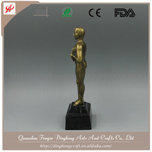 Custom Wholesale Metal Trophy Oscar Trophy