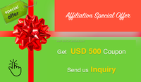 Get USD 500 Coupon Christmas 5cm candle holder with pin Metal Candle Holder