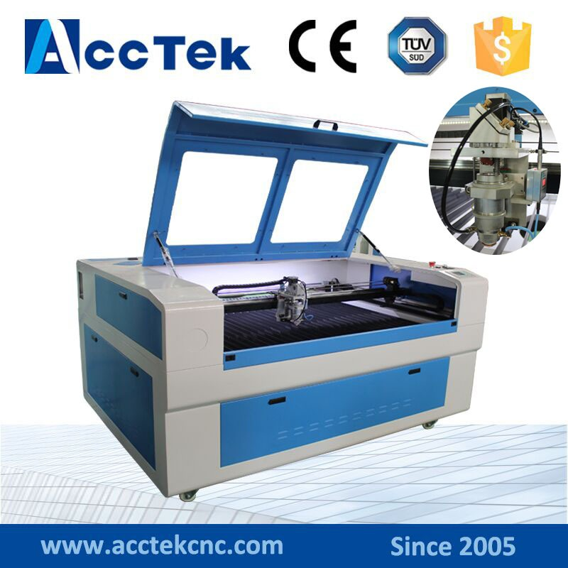 2016 Hot sale 6040 6090 mini CO2 laser engraving machine with factory directly price