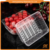 Supermarket Supply Disposable PET/RPET/PLA Fruit and Vegetable Packaging Tray