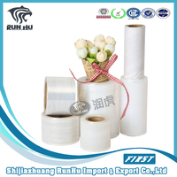 High Strength Machine Wrap Casting LLDPE Stretch pallet Film