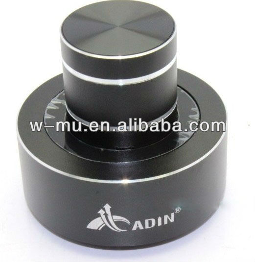 2013 New Products Adin 26w vibrating mini speaker with bluetooh function and rechargeable battery
