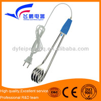 1500W stainless steel portable immersion hot water heater element