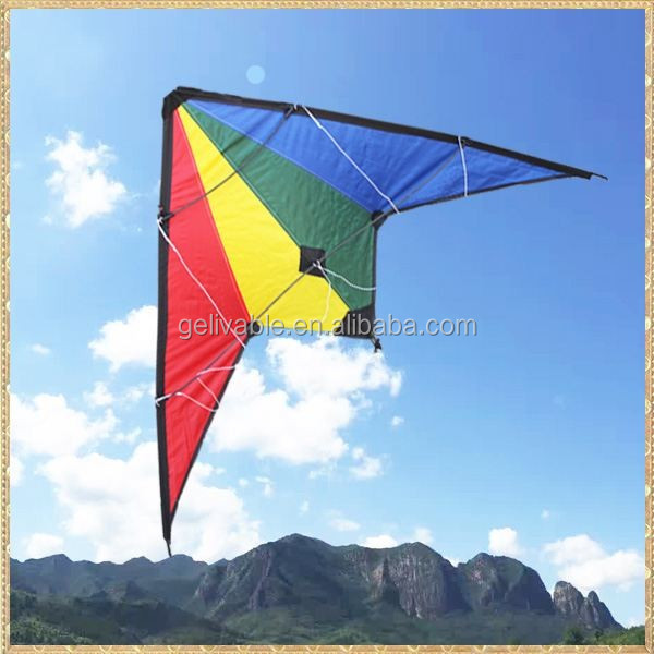 Dual Line 1.2m Small delta sports kites from the kite factory (2).jpg