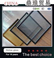 sound control glass hollow glass