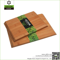 Customized Chopping Blocks Bamboo Mincing Board