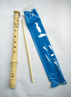 Wholesales cheap price happy wood flute metal flute bamboo pan flute