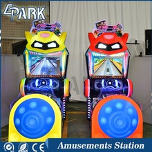 EPARK Otrazhenie pervoye 3d racing car games free download double player for kids with CE certification