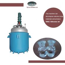 machine for cracking rtv2 silicone rubber