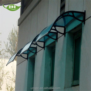 UNQ balcony retractable wall awning aluminum bracket support/used window awnings for sale