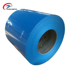 prepainted coil colour coated steel sheets PPGI for trapezoidal tile