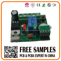 motherboard for power supply control board pcb assembly