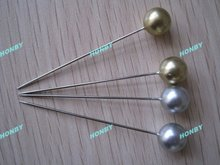 pearly-lubstre pearl head pin