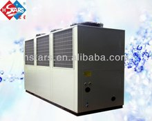 Industrial air cooled water chiller( crew compressor)