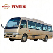 Hot model Coaster type luxury version mini bus with 18 seats