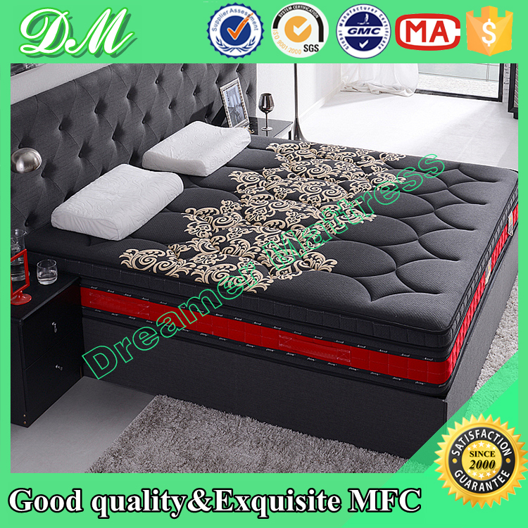 Bedroom Furniture sleeping queen size box spring bed mattress