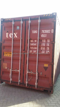 buy cheap used 40 dry containers in China