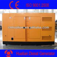 Super Silent Type Diesel Generator 500KVA with Cummins Engine
