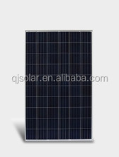 TUV approved cheap poly 260W portable flexible solar panel supplier