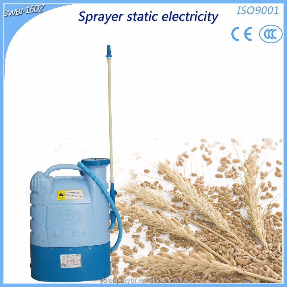 New Electrostatic Adherence spare parts of knapsack sprayer With grapes