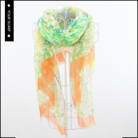 Wholesale Ladies Latest Design Classic Colorful Winter Branded Printed Shawl
