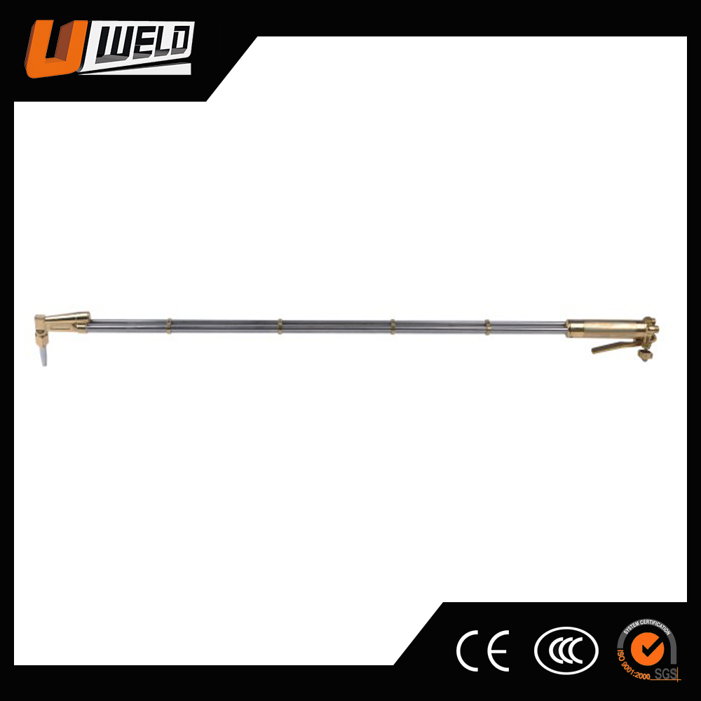 "UWELD Brand Ningbo UW-1207 Harri 36"" 90 Deg Heavy Duty 62-3F Cutting Torch"