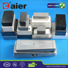 small aluminum enclosures