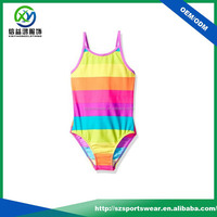 Popular design colorful baby anti-UV moisture wicking swimming suit / swimming suit kids