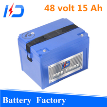Rechargeable 48v 15ah lithium battery li-ion schwinn e-bike for electric bicycles