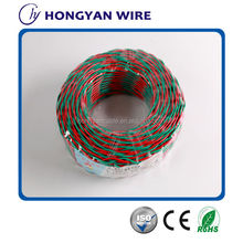 Thin PVC Insulated Copper Wire Cheap Electrical Wires made in china