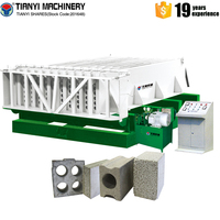 Professional lightweight precast concrete boundary wall/fence wall making machine