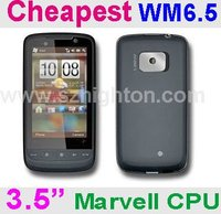 "Cheapest 3.5inch 3.5"" 3.5 inch Windows Mobile 6.5 Cell Phone"