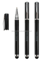 Personalized items classical touch pen with ball pen logo wholesale gift ball pen